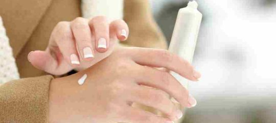 mains sèches