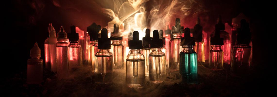 liquides pour cigarettes électronique